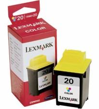 KERTRIDZ LEXMARK 20.