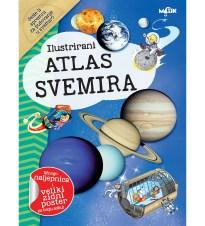 SLIKOVNICA ATLAS SVEMIRA