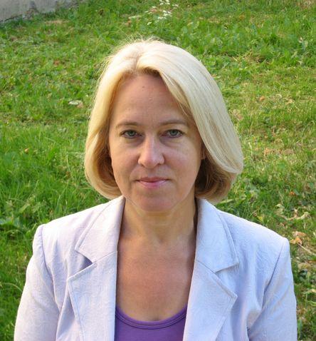 Nijolė Raižytė. Nuotrauka iš asmeninio rašytojos albumo