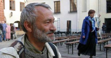 Stasys Stacevičius. Benedikto Januševičiaus nuotrauka
