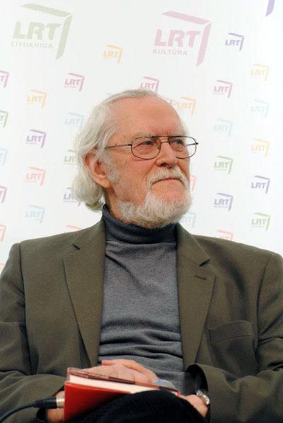 Marcelijus Martinaitis. Benedikto Januševičiaus nuotrauka