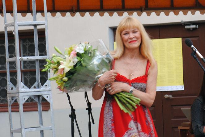 Tautvyda Marcinkevičiūtė. Benedikto Januševičiaus nuotrauka