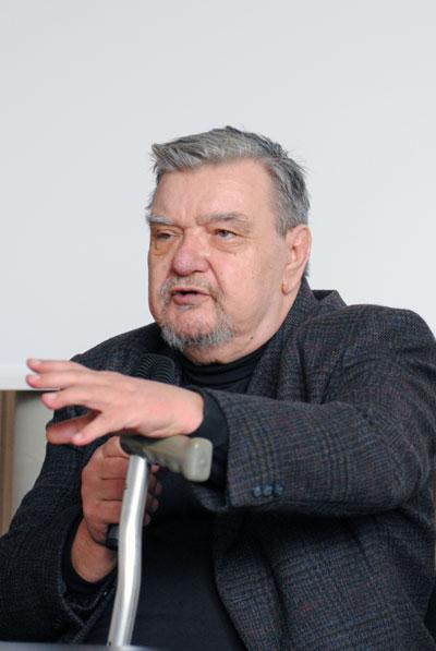 Romualdas Granauskas. Benedikto Januševičiaus nuotrauka