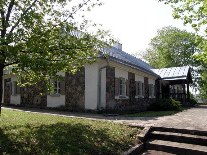 Naisių literatūros muziejus. Benedikto Januševičiaus nuotrauka