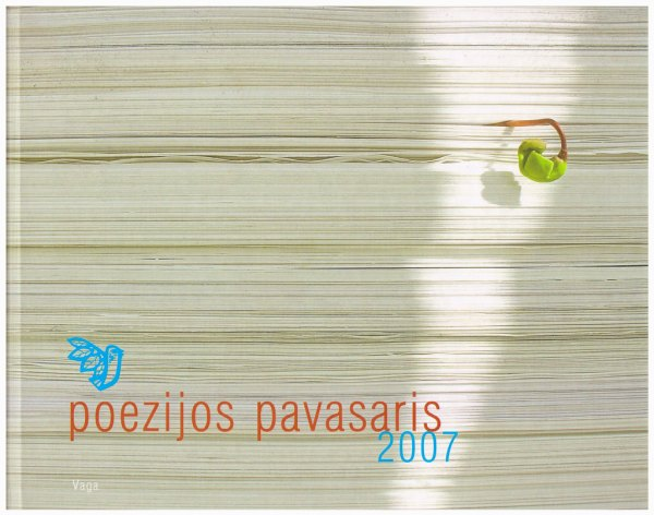 Poezijos pavasario almanachas 2007