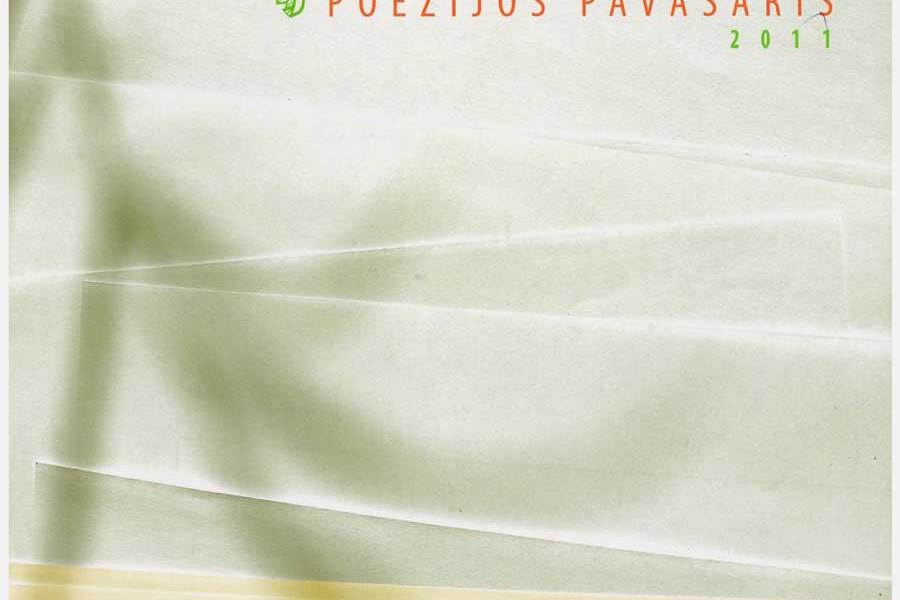 Poezijos pavasario almanachas 2011
