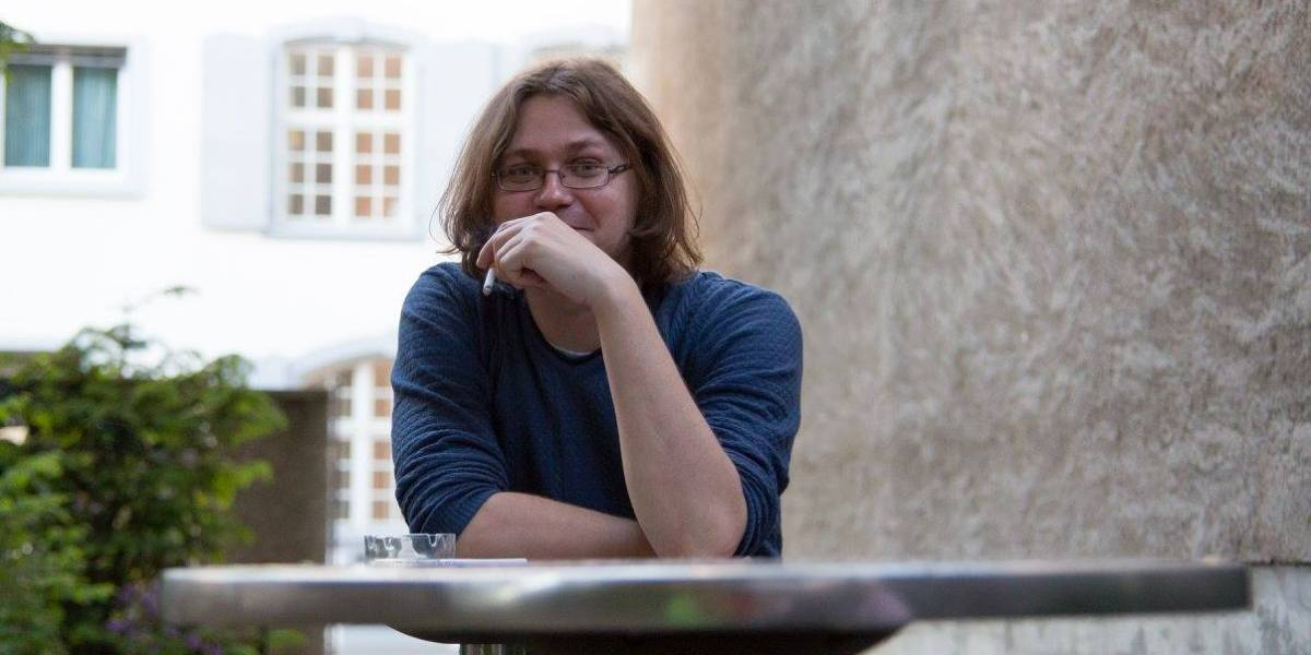 Nuotrauka iš asmeninio Aivaro Veiknio archyvo