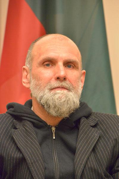 Aidas Marčėnas. Benedikto Januševičiaus nuotrauka