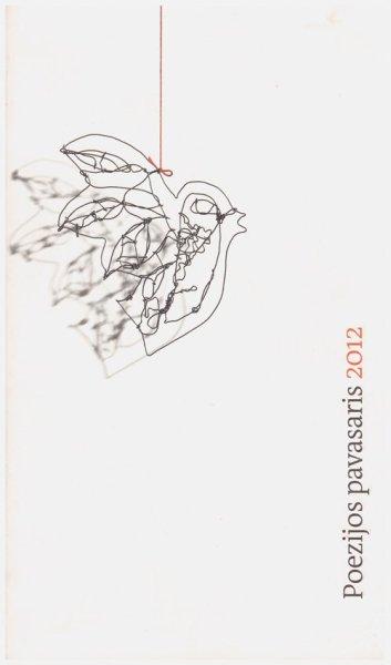 almanacho viršelis 2012