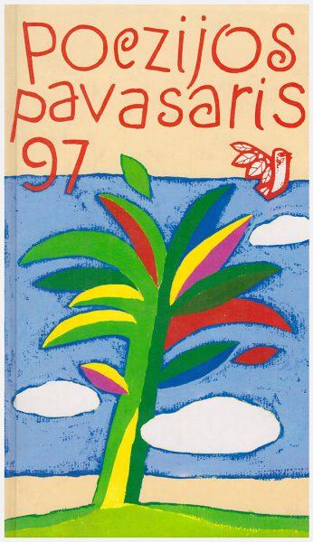 almanacho viršelis 1997