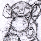 preview of IronMan!RatCreature