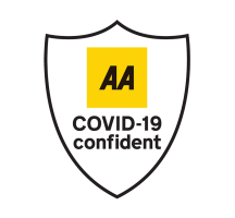 AA Covid Confident by Rated Trips