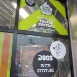 Coffee Dogs Kiosk