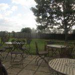 Darlingtons Tea Room Outdoor Area