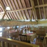 Hayloft Restaurant Interior