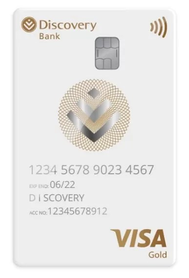 Discovery Credit Card Gold