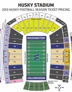 also washington football husky stadium seating chart rateyourseats rh