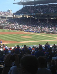 Unlike some other ballparks wrigley field doesn   have  dedicated family section however there are areas we recommend over others along also chicago cubs seating chart interactive map rh rateyourseats