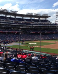 Best seats for great views of the field also washington nationals seating guide park rateyourseats rh