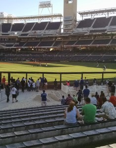 Sections and also san diego padres petco park seating chart  interactive map rh rateyourseats