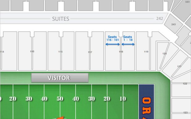 100+ Su Dome Seating Map – yasminroohi Carrier Dome Seating Map on