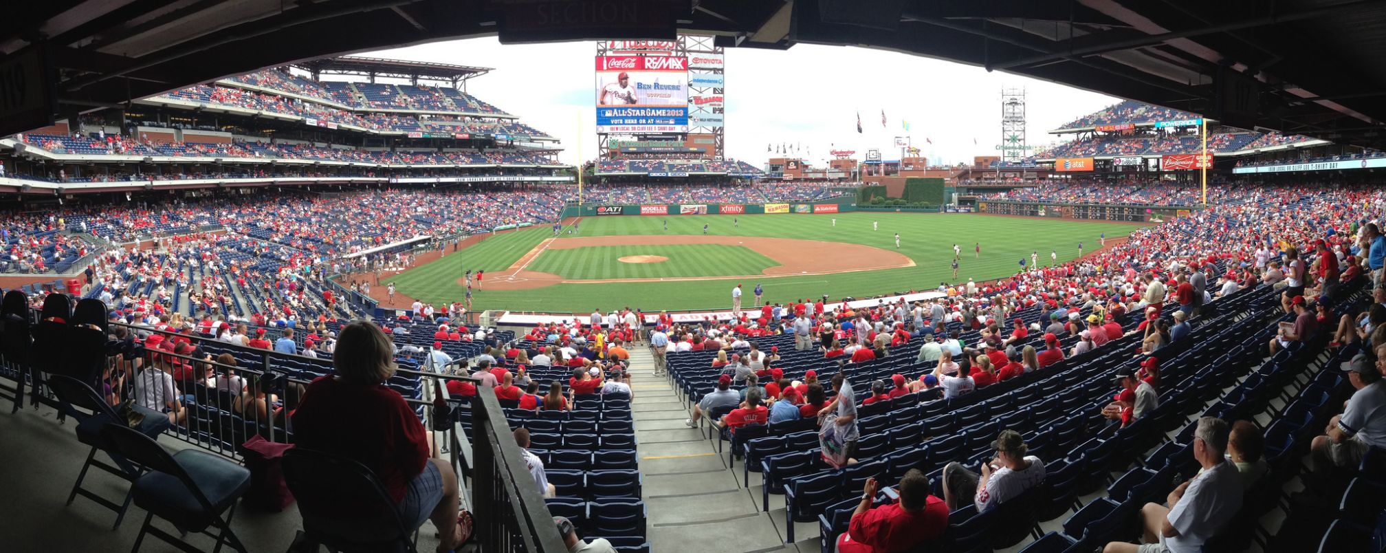 Beautiful Citizens Bank Park Seating Chart With Row Numbers