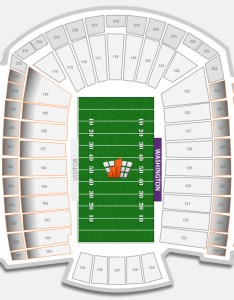 Are seats in section under the roof at husky stadium also washington football seating chart rateyourseats rh
