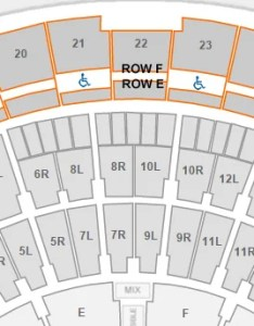 Where is the walkway in mezzanine sections at jones beach theater also northwell health seating chart rh rateyourseats