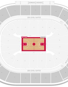 Scotiabank arena seating chart with row numbers also toronto raptors guide rateyourseats rh