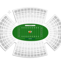 aloha stadium seating chart with row numbers [ 3000 x 2403 Pixel ]