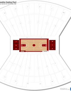 Assembly hall floor baseline seating chart also indiana guide rateyourseats rh