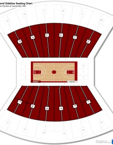 Assembly hall main level sideline seating chart also indiana guide rateyourseats rh