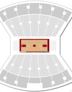 Assembly hall seating chart with row numbers also indiana guide rateyourseats rh