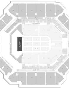 Barclays center seating chart with row numbers also concert guide rateyourseats rh