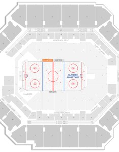 Barclays center seating chart with row numbers also new york islanders guide rateyourseats rh