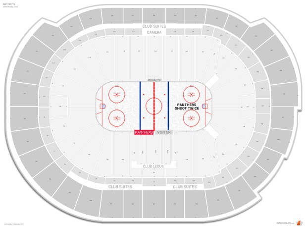 Bb T Center Seating Chart With Row Numbers