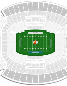 Tiaa bank field seating chart with row numbers also jacksonville jaguars guide rateyourseats rh