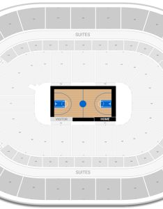 Keybank center seating chart with row numbers also basketball rateyourseats rh