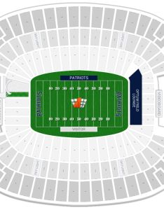 Gillette stadium seating chart with row numbers also new england patriots guide rh rateyourseats