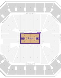 Golden center seating chart with row numbers also sacramento kings guide rateyourseats rh