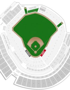Great american ball park seating chart with row numbers also cincinnati reds guide rh rateyourseats