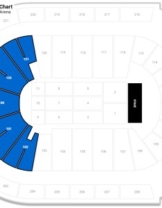 Infinite energy arena concourse end seating chart also guide rateyourseats rh