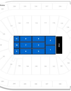 Infinite energy arena floor seating chart also guide rateyourseats rh