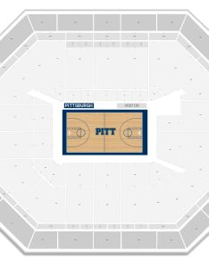 Petersen events center seating chart with row numbers also pittsburgh guide rateyourseats rh
