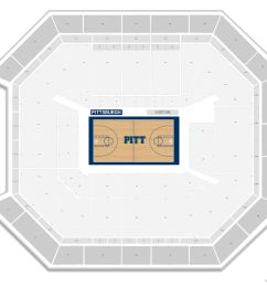 petersen events center seating chart with row numbers [ 3000 x 2626 Pixel ]