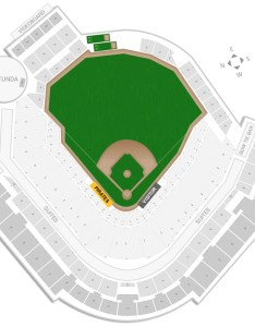 Pnc park seating chart with row numbers also pittsburgh pirates guide rateyourseats rh