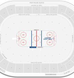 rogers arena seating chart with row numbers [ 3000 x 2305 Pixel ]