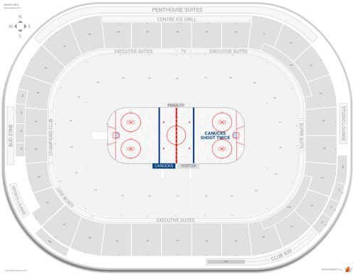 small resolution of rogers arena seating chart with row numbers
