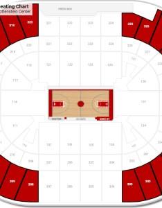 Schottenstein center terrace level corner seating chart also ohio state guide rateyourseats rh