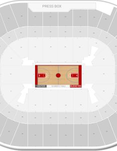 Schottenstein center seating chart with row numbers also ohio state guide rateyourseats rh